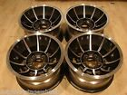 Real Vintage Made in USA 1980 15x85 American Racing Vector mag wheels CORVETTE