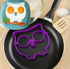 New Cute Fried Eggs Owl omelette device Omelettes Mould