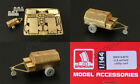 Brengun Models 1/144 U.S.airfield utility cart (2pcs.)