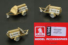 Brengun Models 1/144 U.S.NAVY Oxygen cart (2pcs.)