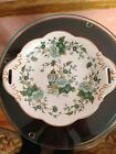 Vintage Coalport Kowloon Crown Staffordshire Handled Dish Made in England