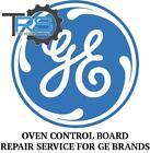 Repair Service For GE Oven Range Control Board WB27K5140