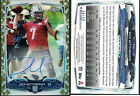 2014 Topps Chrome Rookie Autograph STS Camo Refrac Zach Mettenberger Serial # 99