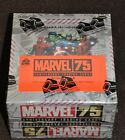 Marvel 75th Anniversary Archive Trading Card Box Autographs A+B BOXES Cards
