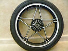 Honda CX-650 C Custom Used Original Front Wheel 1983 #M2 #HW117