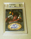 Manny Pacquiao 2011 Topps Tier One Auto BGS 8.5 Only 25 Prints Were Made