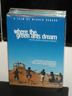 Where the Green Ants Dream DVD Werner Herzog Film Bruce Spence BRAND NEW