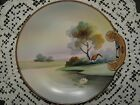 ANTIQUE MORIMURA NORITAKE NIPPON HAND PAINTED NAPPY/ HANDLED DISH