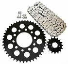 1982-1983 HONDA CB750SC NIGHTHAWK 750 O RING CHAIN AND SPROCKET 17/43 106L