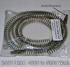 Mobile Home Coleman Electric Heating Element Coil Furnace Heater Restring +instr