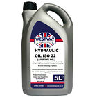 5L Airline Oil Hydraulic ISO 22 Air Tool Oil 5 Litres VG22