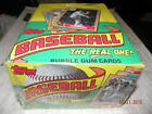 1987 TOPPS BASEBALL UNOPENED WAX BOX FROM CASE L@@K!!!!