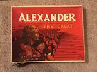 1974 Avalon Hill Alexander the Great Ancient Warfare Game #708 Vintage