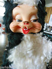 Vintage Rushton Star Creation Skunk Pepe Le Pew Stuffed Animal Rubber Face
