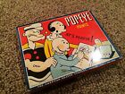 VINTAGE 1949 POPEYE WATERCOLOR PAINT SET IN LITHOGRAPH TIN CASE - UNUSED!