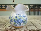 Holley Ross/Distinguished China/ 22K Gold/LaAnna PA Vase
