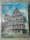 VINTAGE~NOS~KIBRI RR MODEL KIT HO SCALE #8404 RATHAUS-APOTHEKE BUILDING