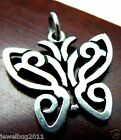 Retired James Avery Openwork Butterfly Charm in JA Box GORGEOUS!