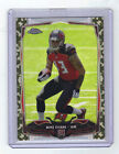 2014 Topps Chrome CAMO REFRACTOR #185 Mike Evans ROOKIE CARD!!! #460 499