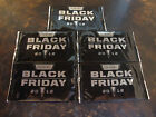 2012 Panini Black Friday Packs---Lot Of 5---RC's, Auto's, 1 1---All Thin Packs
