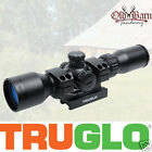TruGlo Tactical 30mm 3 9x42 IR BDC Reticle BDC Turret Black Rifle Scope TG8539TL