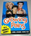 1988 Topps Growing Pains Trading Cards Wax Box
