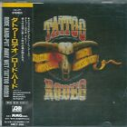 Tattoo Rodeo - Rode hard put away wet  CD RARE JAPAN OBI  AMCY-266
