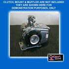 US MADE NEW POLISHED WEST BEND 820 GO KART MOTOR W CARBURETOR