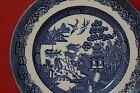 Ca.1880s...Blue Willow...Johnson Brothers...Display Plate...25cm
