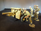 king and country EA004 British 25lb. Gun & Crew MINT IN BOX