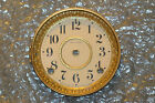 Antique Seth Thomas Dial Bezel Glass For Movement 3 5/8 And 4 Screws