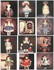 MASSIVE PORCELAIN COLLECTOR DOLL COLLECTION - MARIE OSMOND ETC.