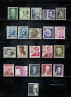 1278 1295 Prominent Americans Complete Set Of 21 Mint nh free shipping offer