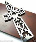 Rare Large, Long Openwork Vines Cross by James Avery Sterling Silver Orig. Box