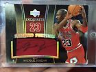05 06 Exquisite Collection Scripted Swatches Michael Jordan Jersey Patch Auto