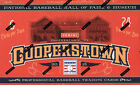 (2) BOX LOT 2013 PANINI COOPERSTOWN SEALED HOBBY BASEBALL BOXES FREE SHIP