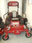 BARGAIN LEFTOVER DEMO FERRIS IS2500Z MOWER YANMAR DIESEL ENGINE 52 DECK 15HR
