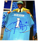 Justin Blackmon Signed 11x14 Photo - Jacksonville Jaguars - NFL