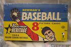 2004 BOWMAN HERITAGE BASEBALL HOBBY FACTORY SEALED WAX BOX (lot# K-2276)