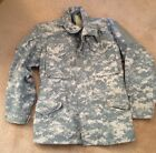 ~NWOT! GENUINE US MILITARY ISSUE ACU SM REG M65 FIELD JACKET COAT COLD WEATHER
