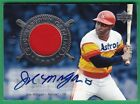 JOE MORGAN AUTOGRAPH JERSEY 2005 UD Hall of Fame (HOF) Houston Astros RARE 1 5