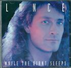 Lance - While the giant sleeps  CD RARE 1996 AOR  Eyes of Wise Mitch Malloy