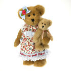 BOYDS MOTHER'S DAY-LIMITED EDITION MOM BEAR MAMMA BEARLOVE w/LIL HUGSLEY NEW/12