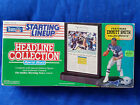 1992 Starting Lineup Headline Collection - Emmitt Smith- Dallas Cowboys- sunfade