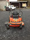 kubota ZG 20 Commercial Zero Turn Mower Well Maintained 48 INCH deck 400 hours