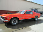 Ford  Mustang Mach I Fastback 2 Door 1970 ford mustang mach i fastback 2 door 58 l