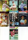 2015 Topps PHILLIES Master Team Set - 19 Cards - Gallery of Greats, Buyback