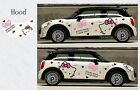Hello Kitty Car Cute Door Mirror Motors Truck Motor Graphics Vinyl Decal Sticker