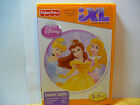 Fisher Price iXL Game Learning System Software Disc Disney Princess