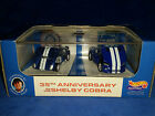 HOT WHEELS 35TH ANNIVERSARY OF THE SHELBY COBRA LIMITED EDITION  1997